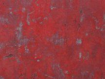 Deco4walls Exposed Warehouse EW3503 Betonhatású piros ezüst fekete tapéta