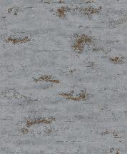 Grandeco Gravity GT1201 Ipari design antikolt beton szürke árnyalatok bronz fekete tapéta