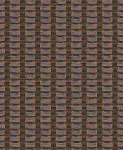 Grandeco Gravity GT1303 Natur elemek oszlopba - sorba rendezve barna fekete rézszín tapéta