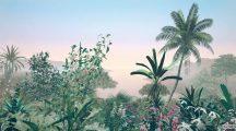 Komar Heritage Edition 1, HX10-001 Matin A felkelő nap misztikus ereje a Paradicsomban digitális nyomat