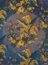 Komar Heritage Edition 1, HX4-028 Orient d'Or virágos organikus díszítőminta digitális nyomat
