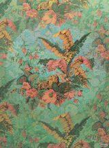 Komar Heritage Edition 1, HX4-029 Orient Rosé virágos organikus díszítőminta digitális nyomat