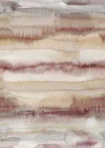 Behang Expresse Esbjerg INK7517 GUÉRANDE Vintage nagyléptékű márvány jellegű mintázat krém bézs aranyló barna vörösesbarna/ibolya falpanel