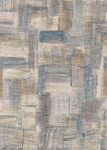 Behang Expresse Esbjerg INK7520 ABBEY ROAD Modern Patchwork minta törtfehér bézs kék barna falpanel