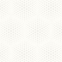 """Ugepa Galactik J50600 Geometrikus 3D """"Vasarely"""" minta fehér világos ezüstszürke tapéta"""