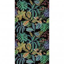 Caselio Jungle JUN100187606 dzsungel trópusi növényzet fekete szines falpanel