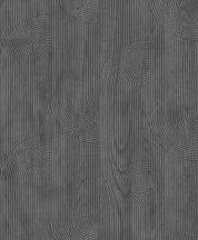 Ugepa ONYX M31619 Geometrikus Grafikus texturált minta antracitszürke fekete ezüst tapéta