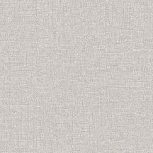 Grandeco MYRIAD MY1002 Strukturált textilhatás szürke fehér tapéta
