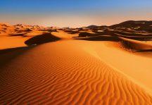 Wizard + Genius WG976 Desert Landscape sivatagi táj óriás vliesposzter