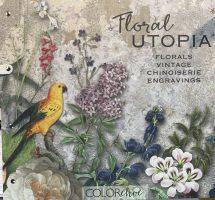 Behang Expresse Floral Utopia falpanel