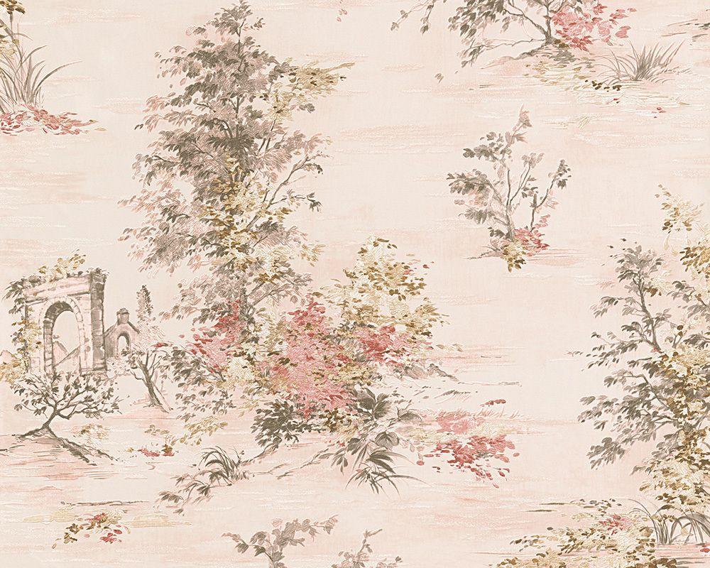 As-Creation Romantica 3, 30429-2 tapéta