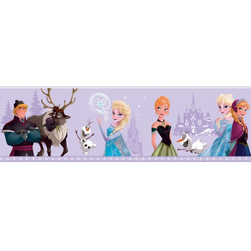 ICH Disney Deco 3503-3 bordűr