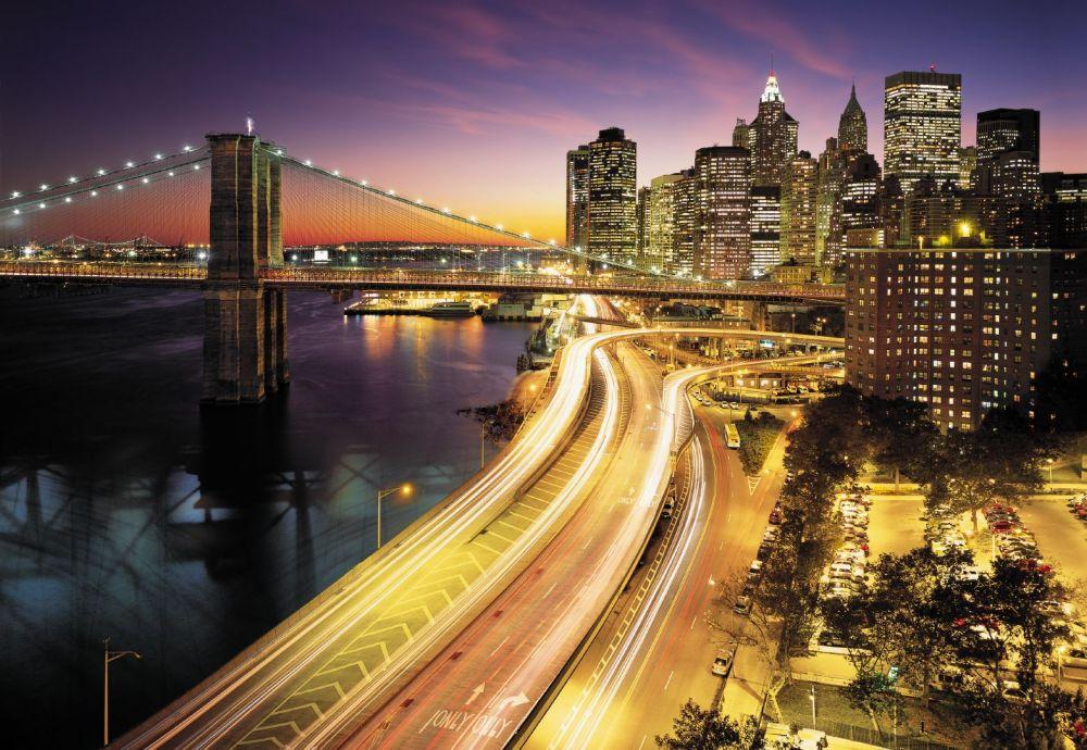 Komar NYC Lights 8-516 poszter