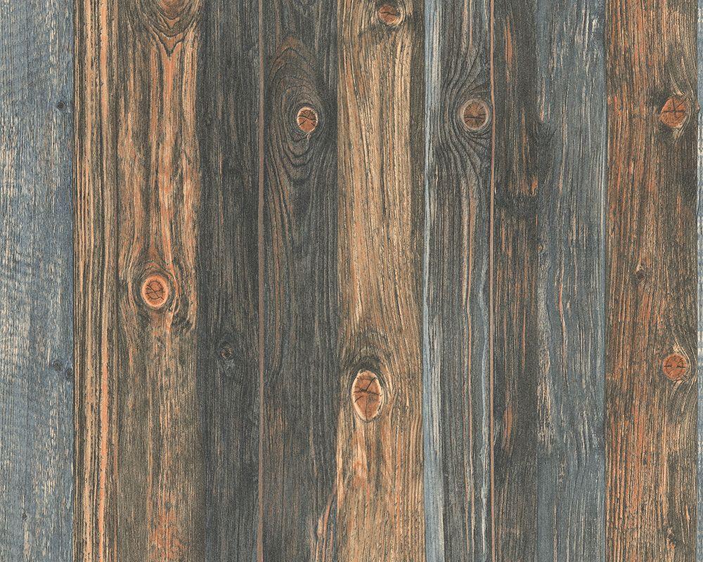 As-Creation Wood'n Stone 9086-12 tapéta